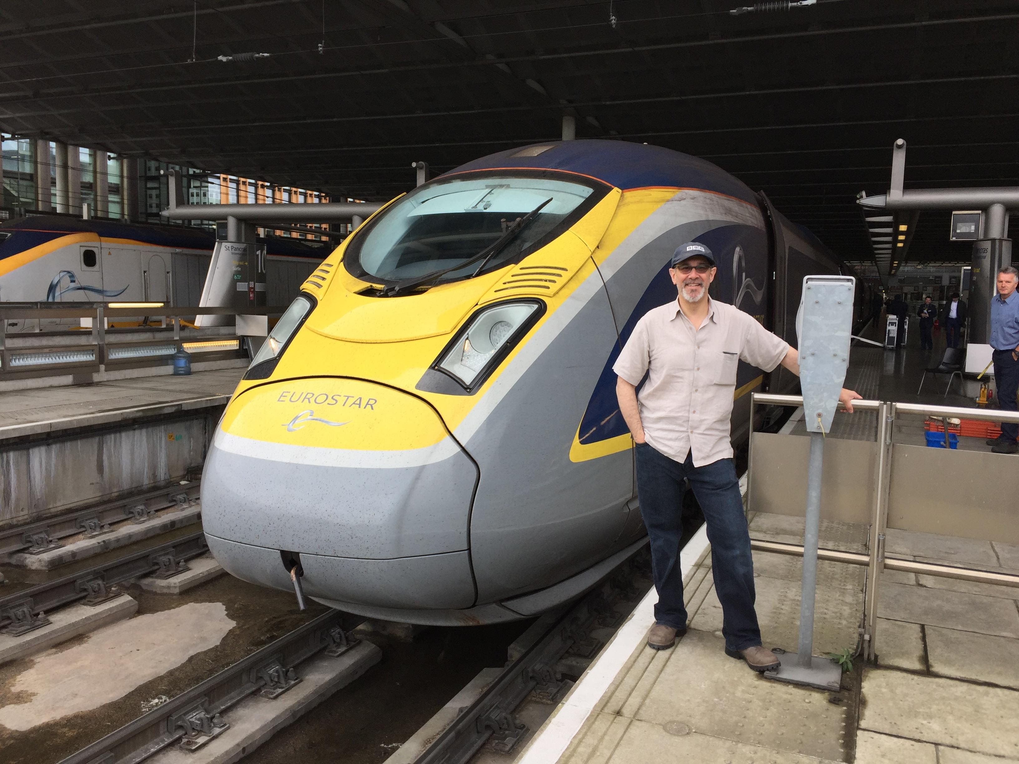Euro railfanning